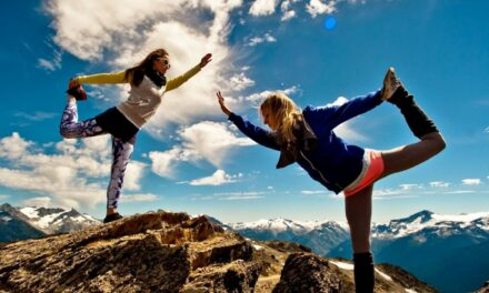 Mountain Yoga – A Breath Above