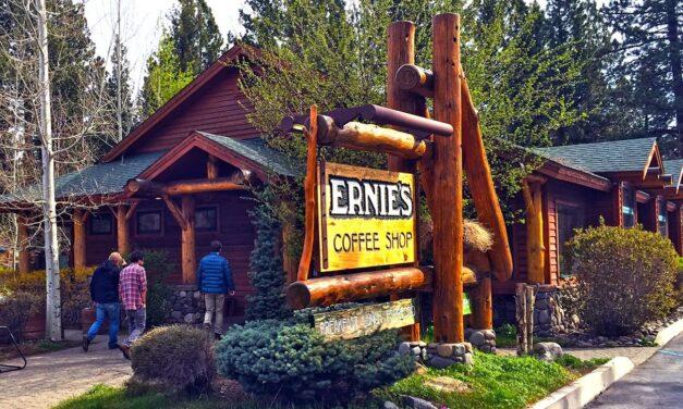 Ernie's Coffee Shop – South Lake Tahoe, CA