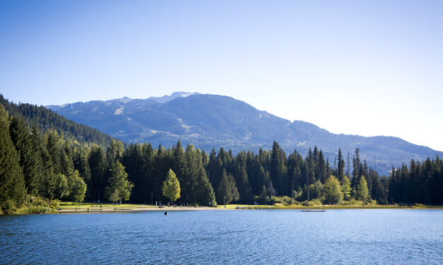 Destination – Lost Lake, Whistler, BC