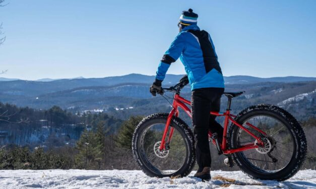 Fatbiking Part I: Wide Wheels and Broad Appeal