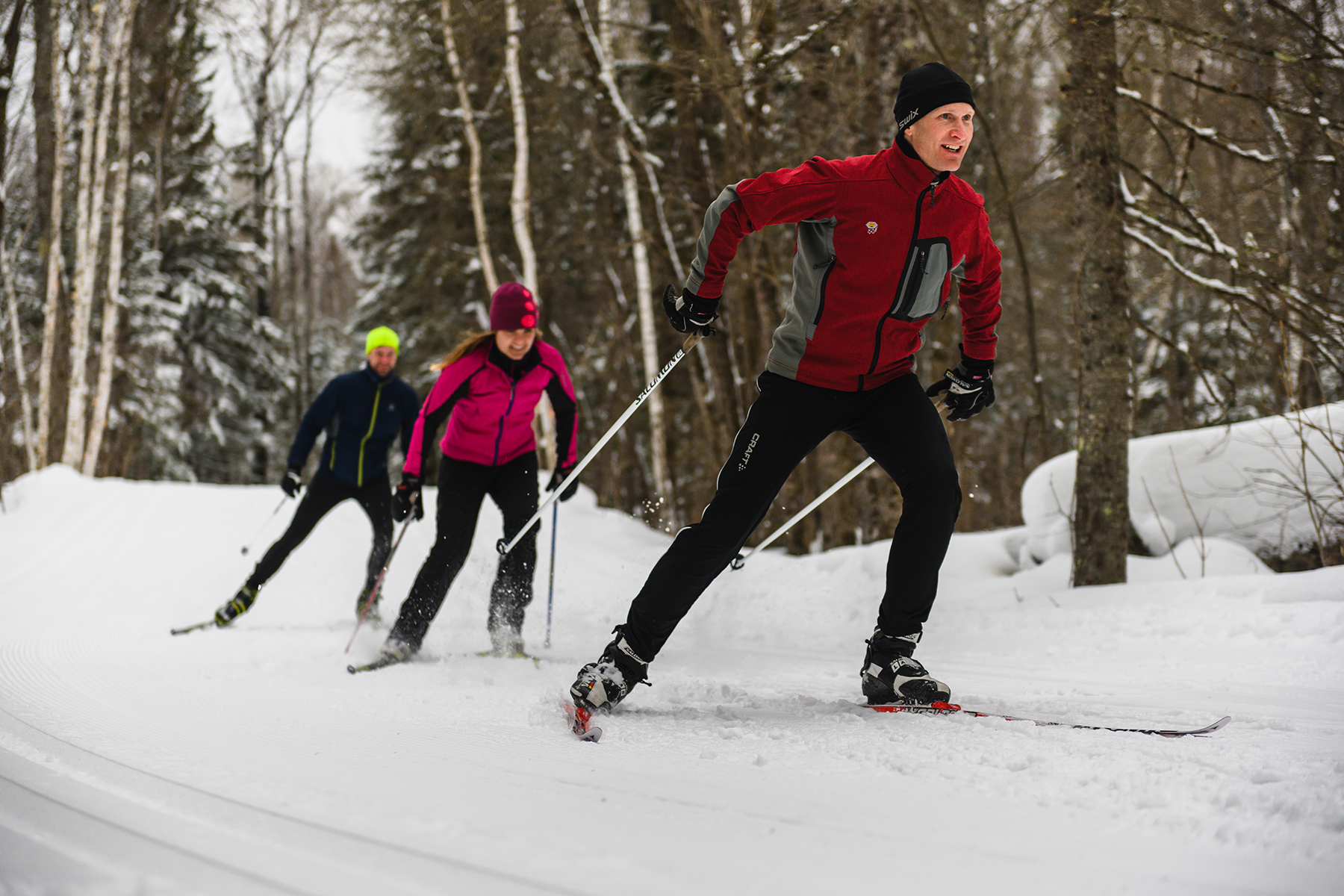 Make More Tracks: Top Nordic Centers In The Midwest