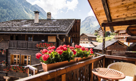 Destination – Grimentz, Switzerland
