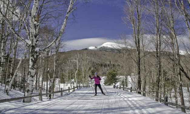 Favorite New Hampshire Cross Country Ski Areas