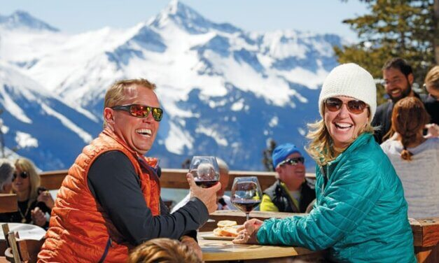 How to Make the Most of YOur Springtime Ski Season