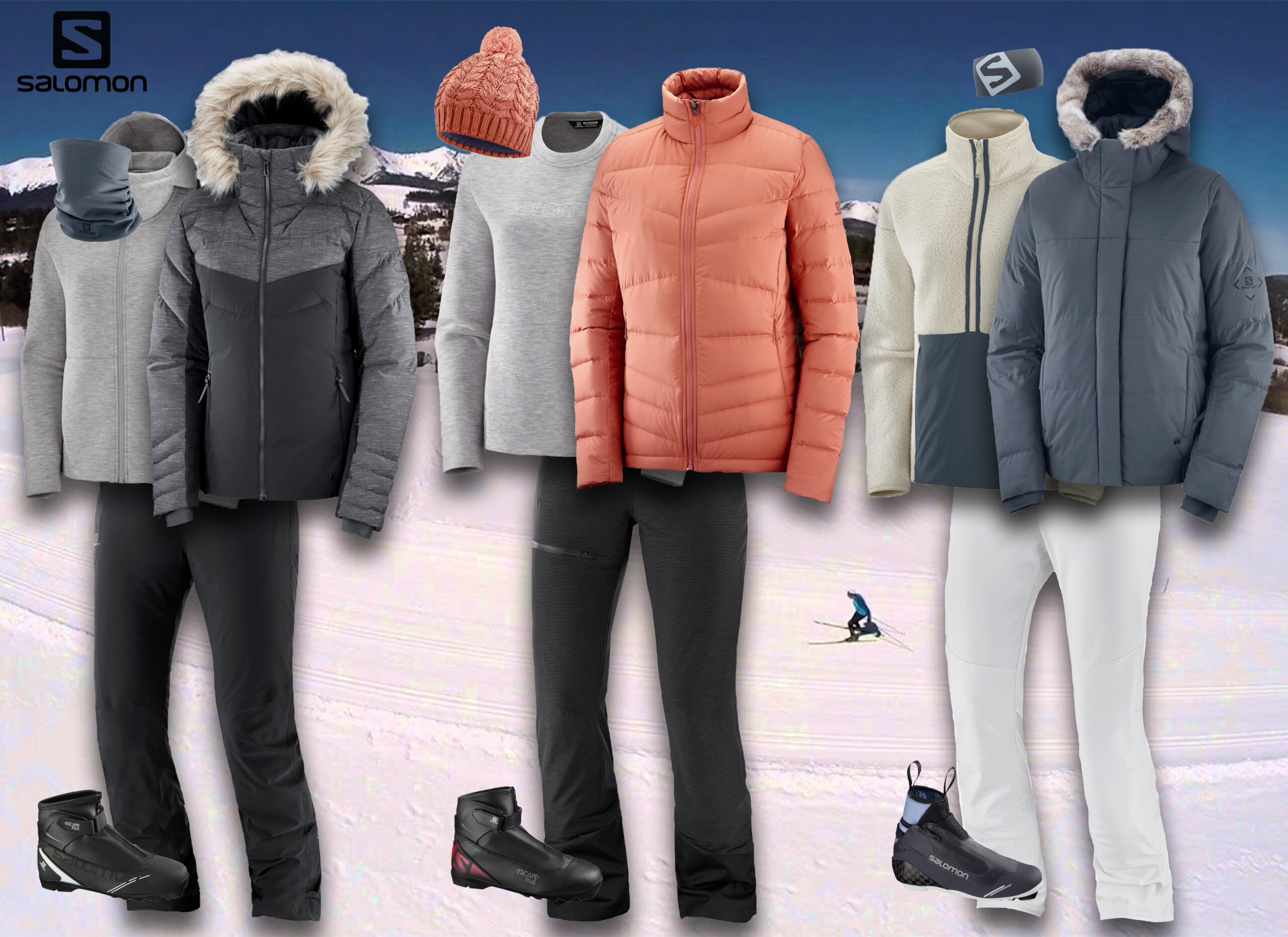 Salomon Women's clothing