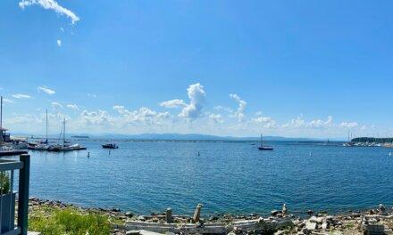 Big World Atmosphere in Burlington, Vermont