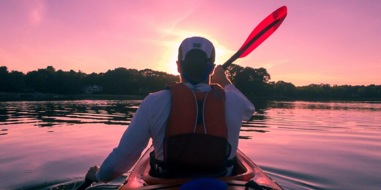 Kayaking: The Key to Lifelong Adventure